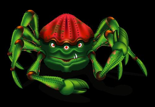 Crabe Monster