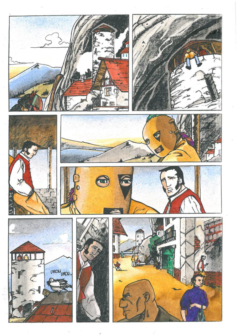 Projet MISATOL par Samuel LOUART - Version 2 - Planche 2