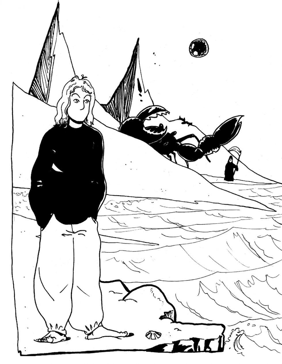 Couverture Simon - Chapitre 1