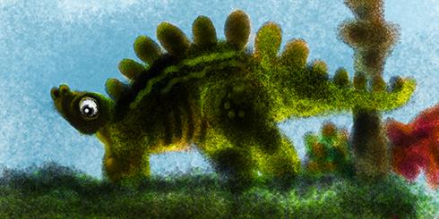 Sketch Dino